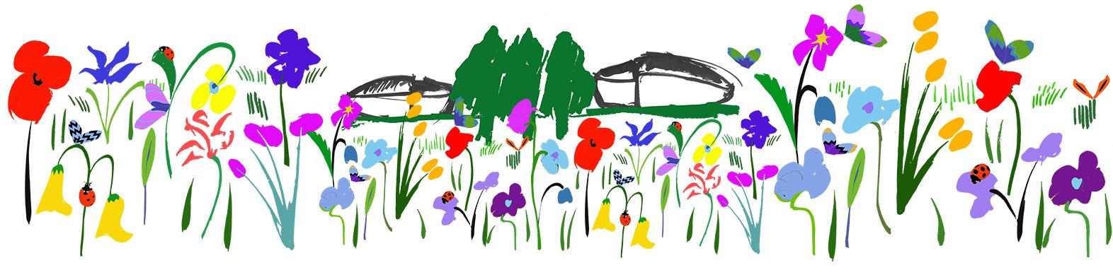 Rose Barni al Festival del verde e del paesaggio a Roma dal 19 al 21 Maggio